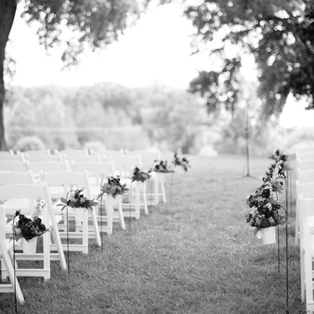 Wedding Ceremonies Outdoors Venue Maryland